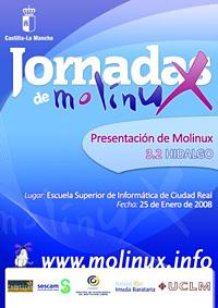 Jornada divulgativa de Molinux