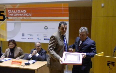 2009. V premios FEDETICAM por la labor en innovación y fomento de la sociedad de la información en Castilla-La Mancha.