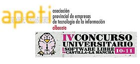 Imagen del concurso Universitario de Software libre de Castilla la Mancha