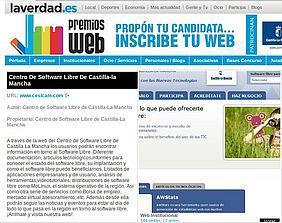 I premios Web de laverdad.es