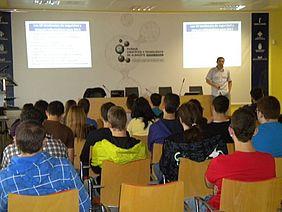 Charla Albacete Día Internet 2011