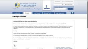 Recopilatorio de aplicaciones del CESLCAM