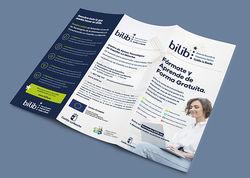 Folleto Catálogo de Cursos Bilib 2020 (para impresión convencional)