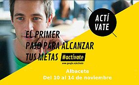 Curso GRATUITO de Marketing Digital en Albacete - Google Activate