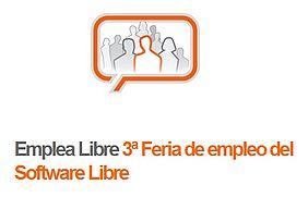 Logotipo de Emplea Libre