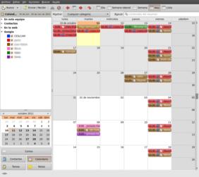 Sincronización calendario Google con Evolution