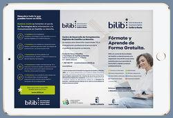 Folleto Catálogo de Cursos Bilib 2020 (para visualización en pantallas)